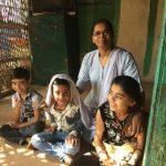 Indische Waisenkinder