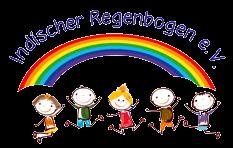 Logo des indischen Regenbogens