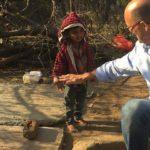 Ein Waisenjunge sucht einen Papa